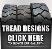 Tread Designs: Click here to browse our gallery