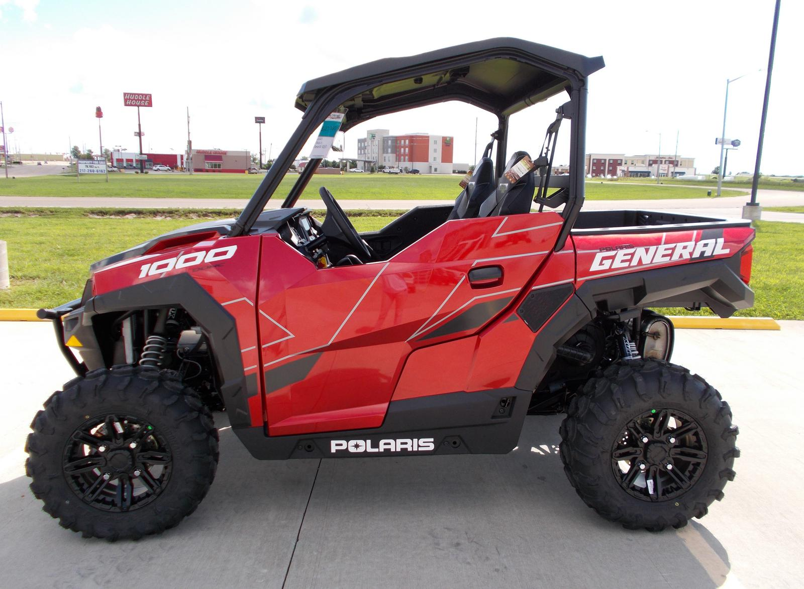 Polaris General 1000 >> 2020 Polaris Industries Polaris General 1000 Deluxe Sunset Red