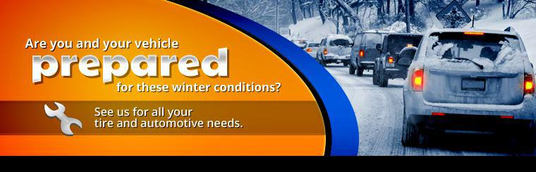 Are you and your vehicle prepared for winter