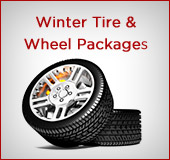 Winter Tire & Wheel Packages