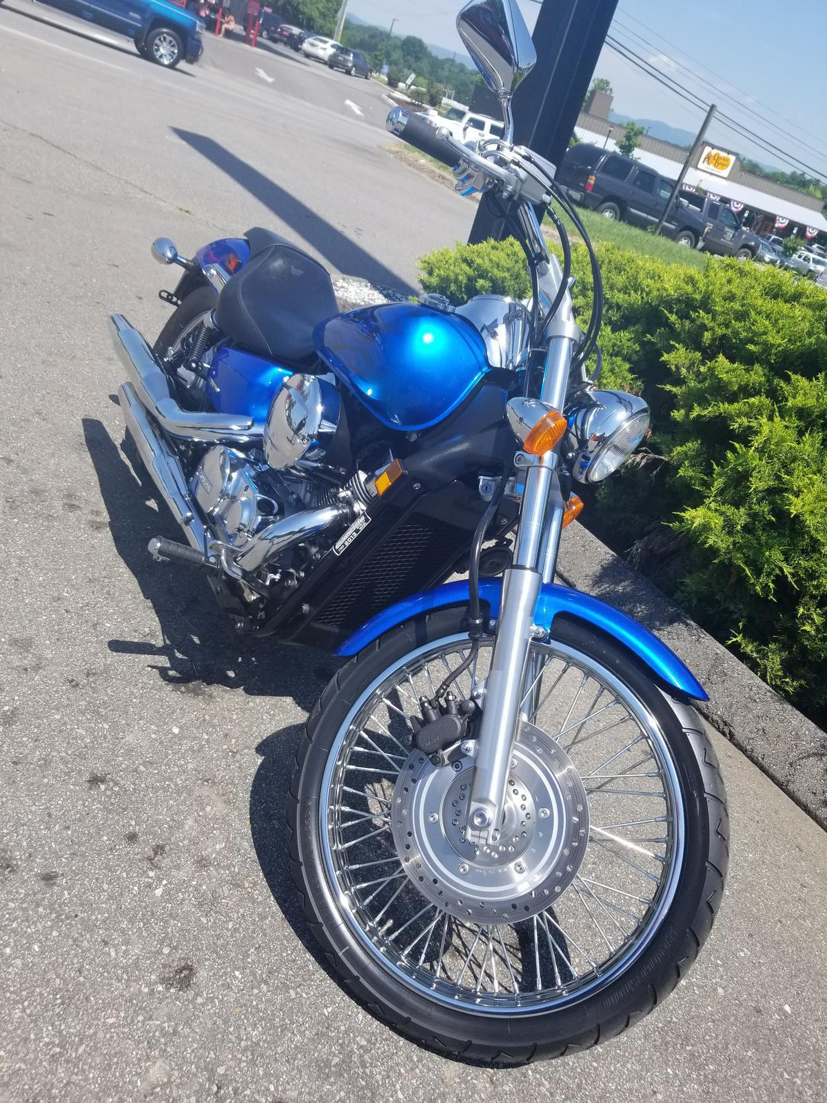 2013 Honda Shadow Spirit 750 Ultra Blue Metallic Flame For Sale In Fuel Filter 20180601 114957