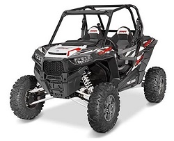 Polaris RZR side-by-sides