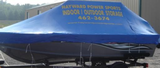 Storage Indoors and Out at Hayward Powersports!
