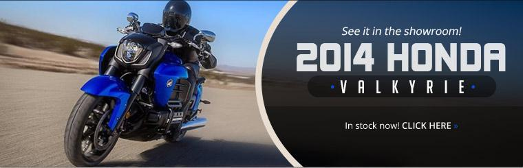 Click here to see the 2014 Honda Valkyrie!