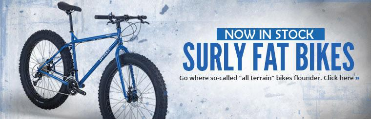 Surley Fat Bikes