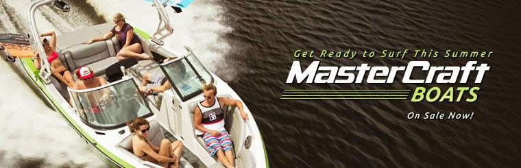 MasterCraft boats are on sale now!
