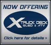 Now offering X-Deck. Click here for details.