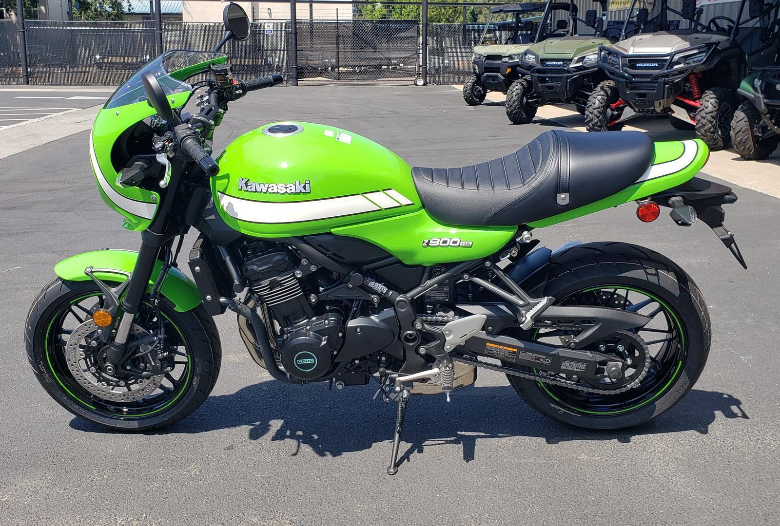 2019 Kawasaki ZR900EKFL