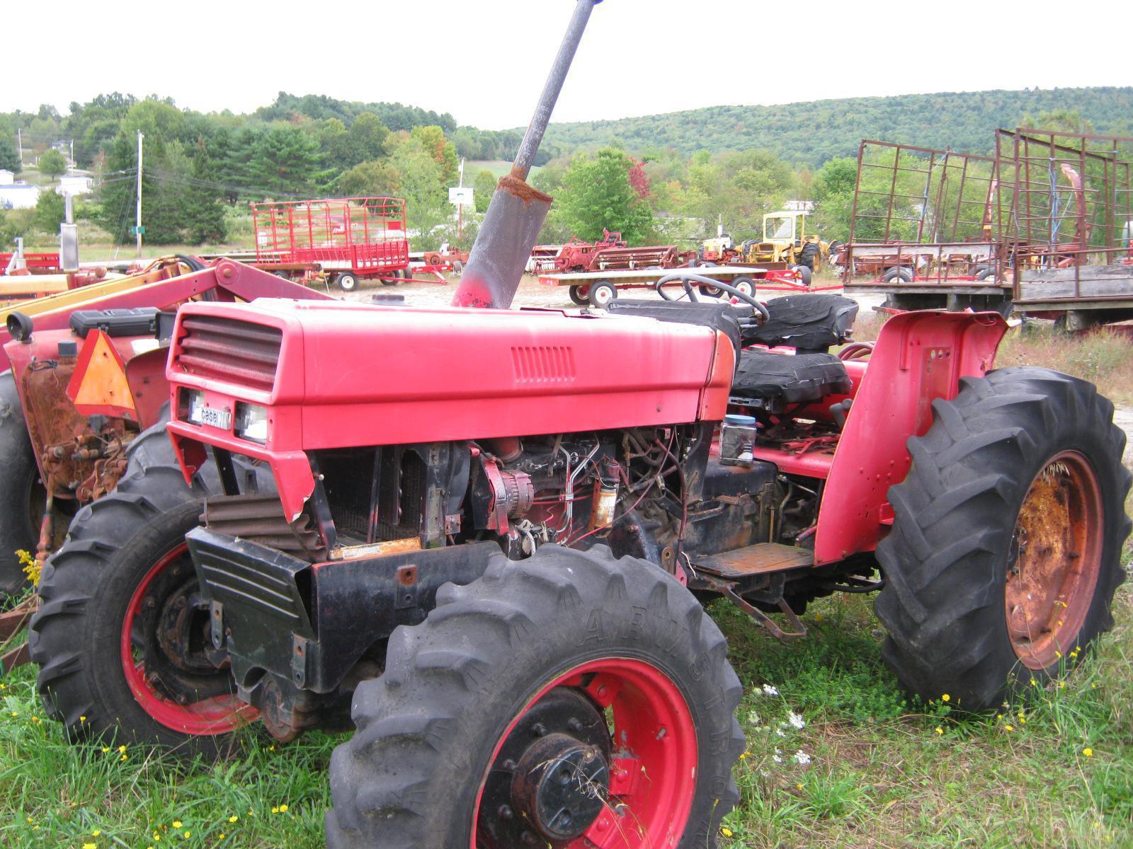 Case 585 Tractor Hydraulic Schematic Wiring Case International 5240 Tractor  Service Schedule Case Ih 595 Wiring Schematic