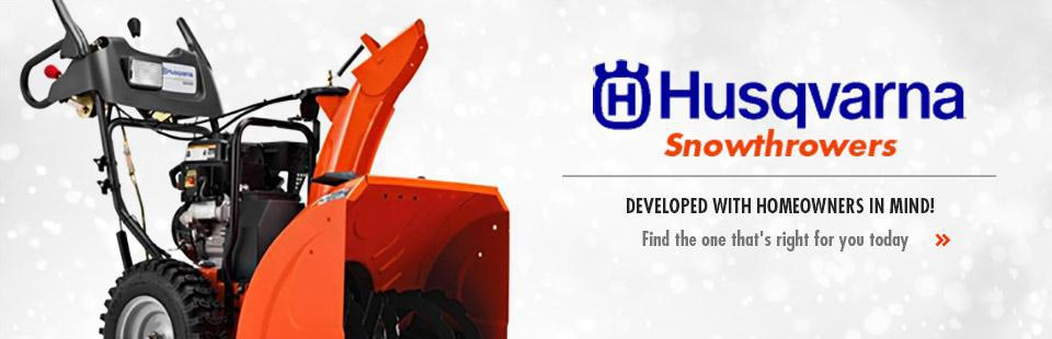 Husqvarna Snowblower