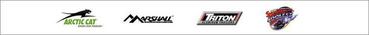 We proudly offer products from Arctic Cat, Marshall, and Triton. We are a member of PSSA.