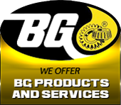 We offer BG products and services.
