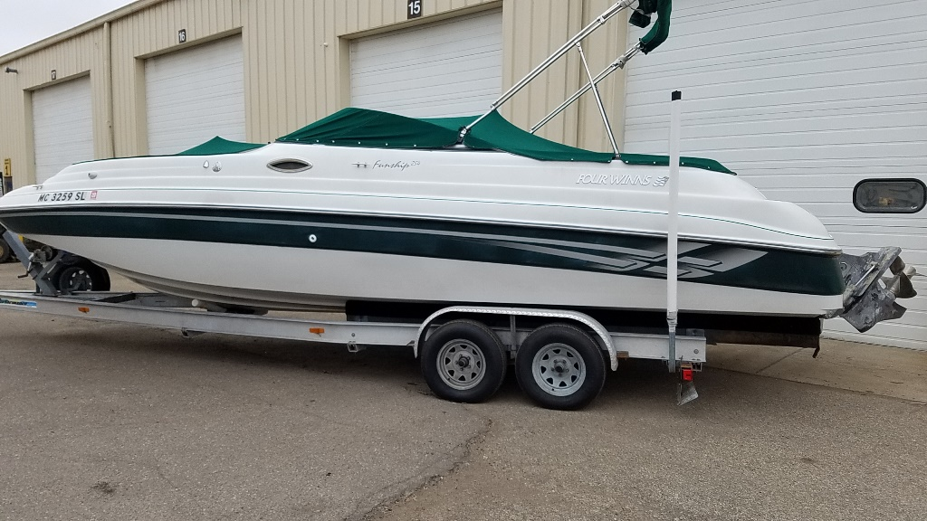 2000 Inventory From Harris Crest Pontoons G3 Odyssey Four Winns