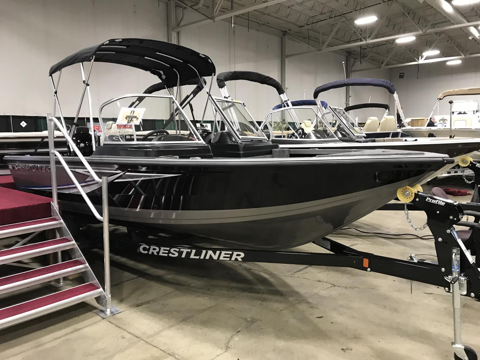 2018 Crestliner 1850 Raptor Walk Through For Sale In Wixom Mi Pontoon Boat Wiring Diagram Wilson Marine 2