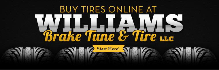 Check out our tire prices.
