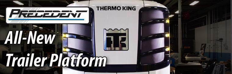 Thermo King Precedent Trailer Platform from CSTK