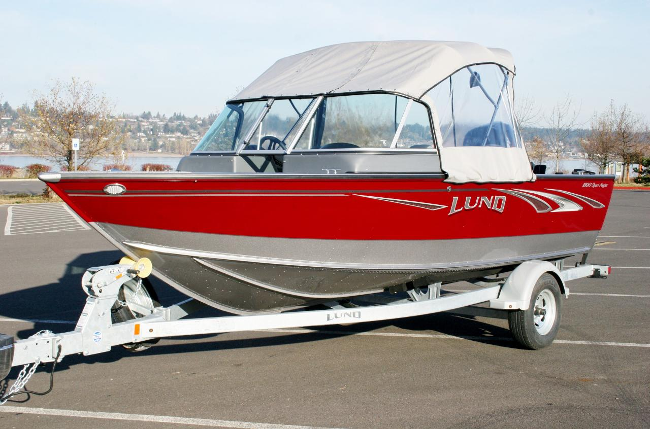 Lund 1800 Sport Angler | New and Used Boats for Sale