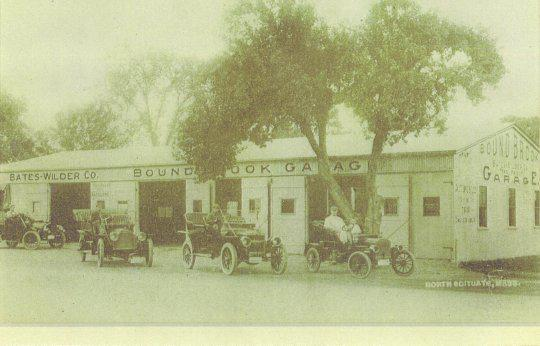Bound Brook Garage 1910