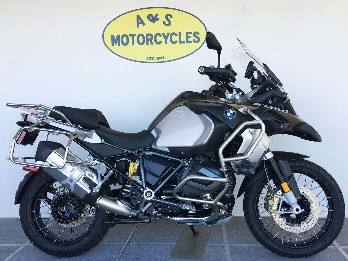 2019 Bmw R1250gs Adventure Exclusive Style