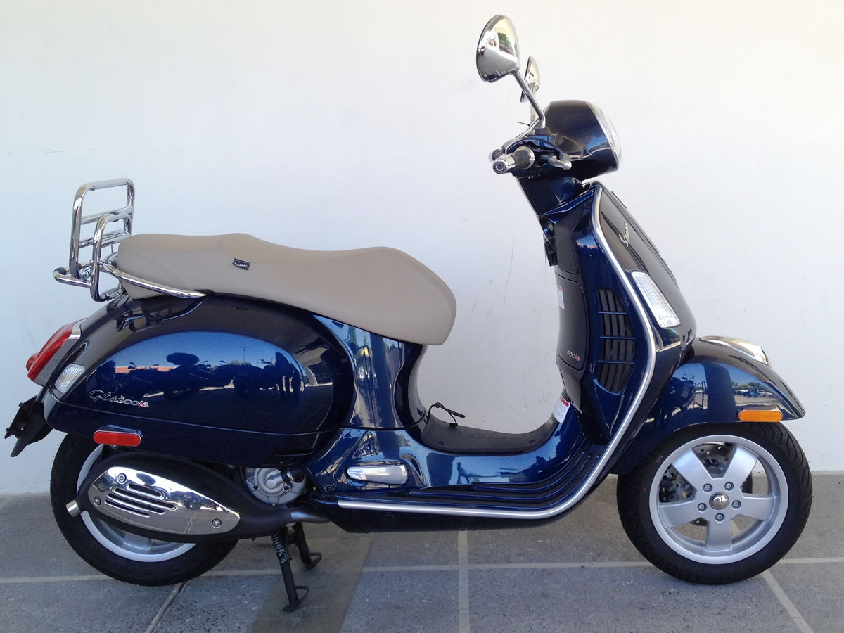 2016 Vespa Gts300 For In Roseville Ca A S Motorcycles 916 726 7334