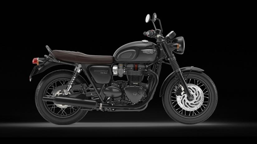 2018 Triumph Bonneville T120 Black For Sale In Roseville Ca As