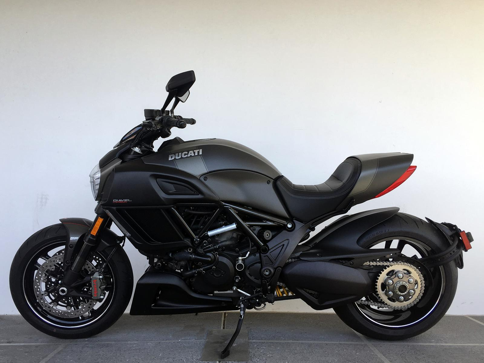 2018 Ducati Diavel Carbon Demo Call For Price For Sale In