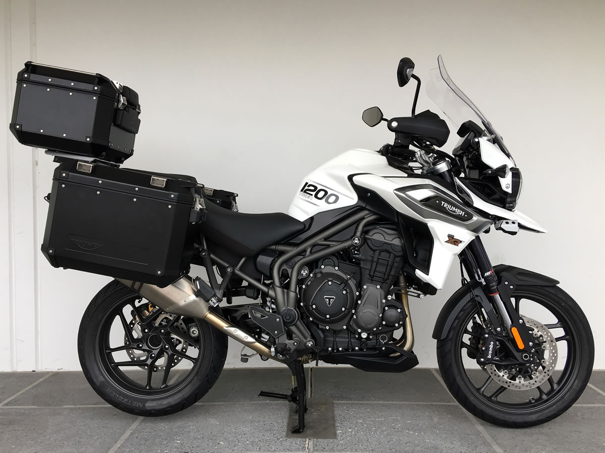 2018 Triumph Tiger 1200 Xrt 1000 Rebate And Saddlebags Included