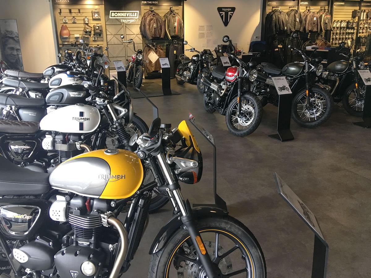 2018 Triumph Bonneville T120 -