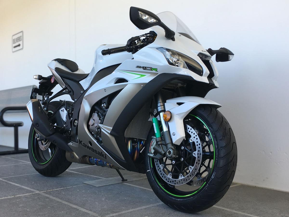2017 Kawasaki Ninja Zx 10r For Sale In Roseville Ca As