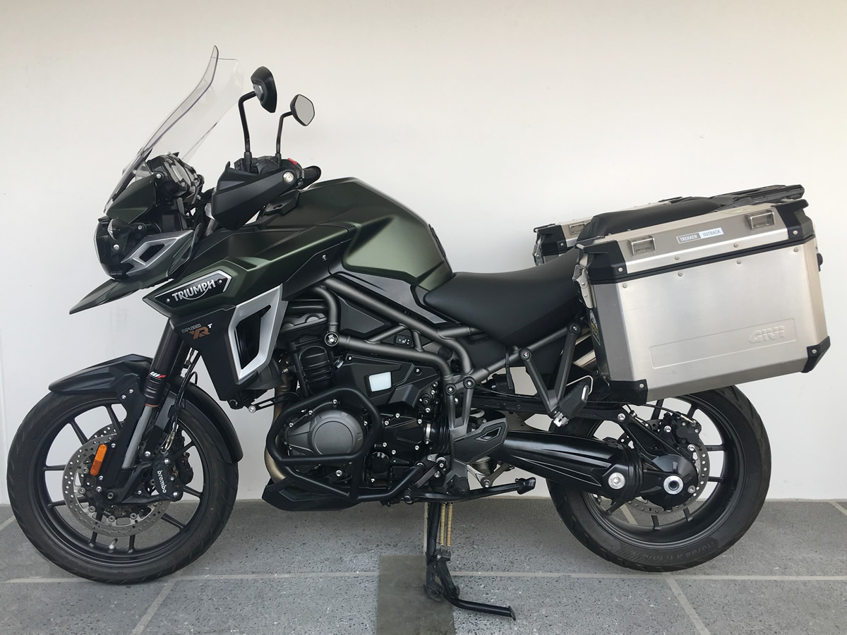 2017 Triumph Tiger Explorer Xrt For Sale In Roseville Ca As