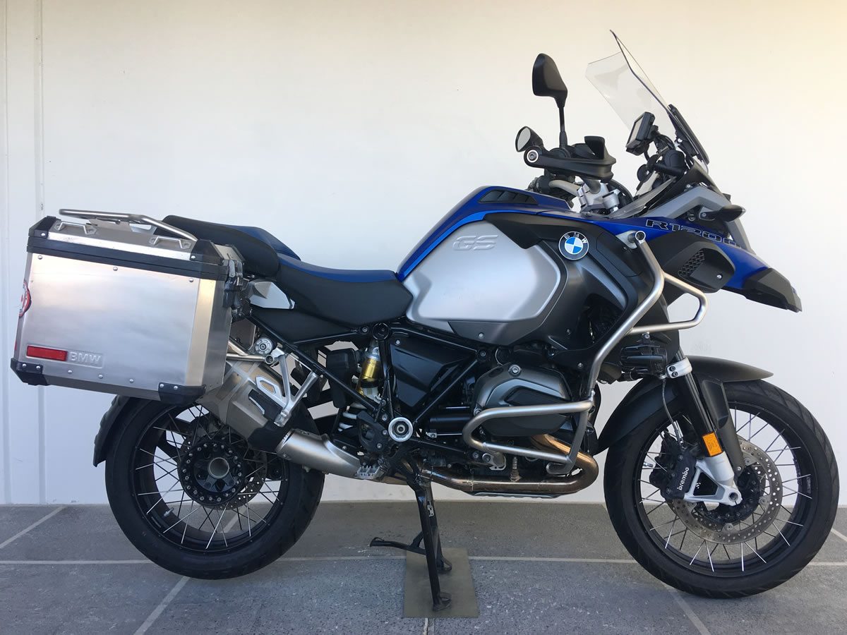 2015 BMW R1200GS Adventure for sale in Roseville, CA. A&S ...