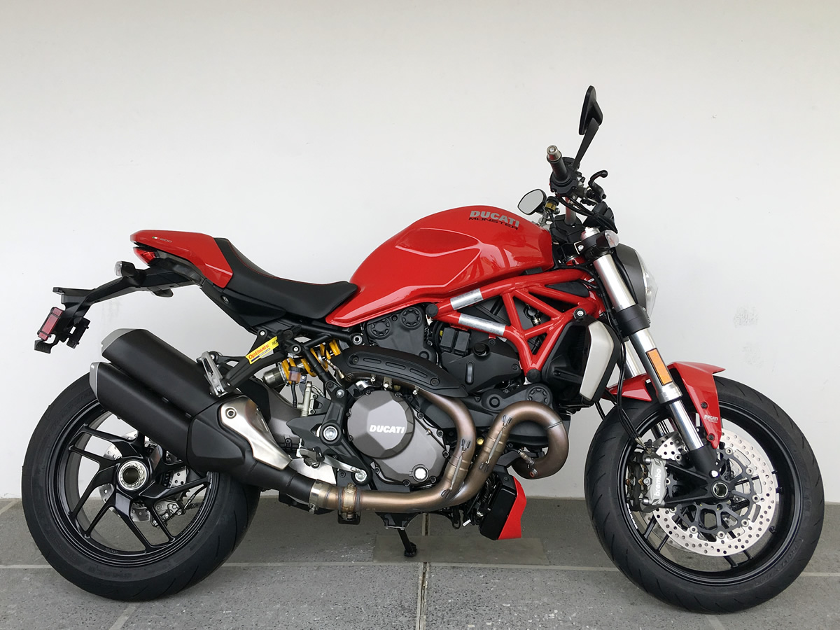 2018 Ducati Monster 1200 Qualifies For 450 Rebate Or Special