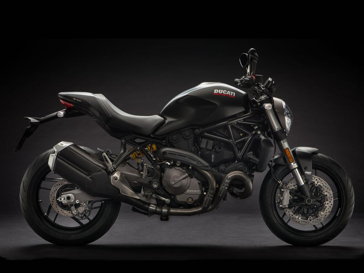 2019 Ducati Monster 821 For Sale In Roseville Ca A S Motorcycles