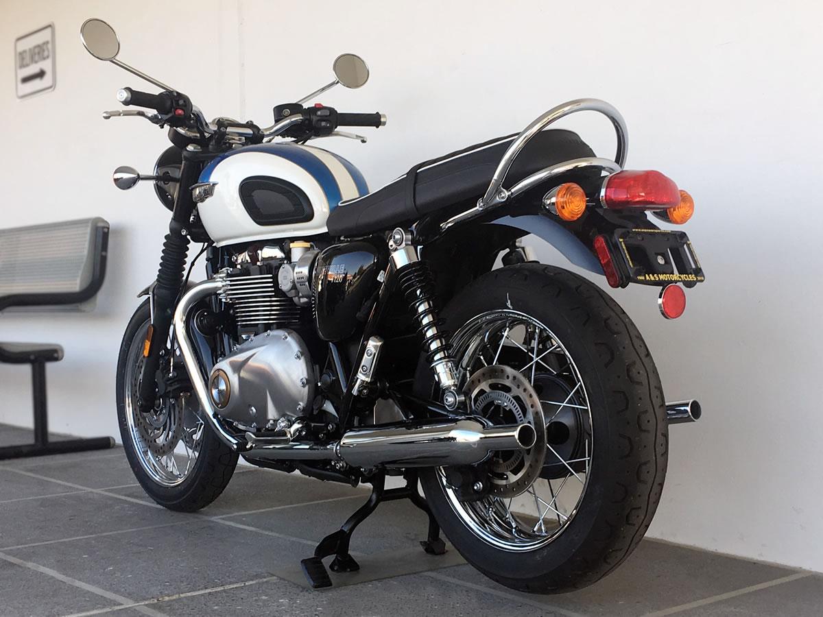 2019 Triumph Bonneville T120