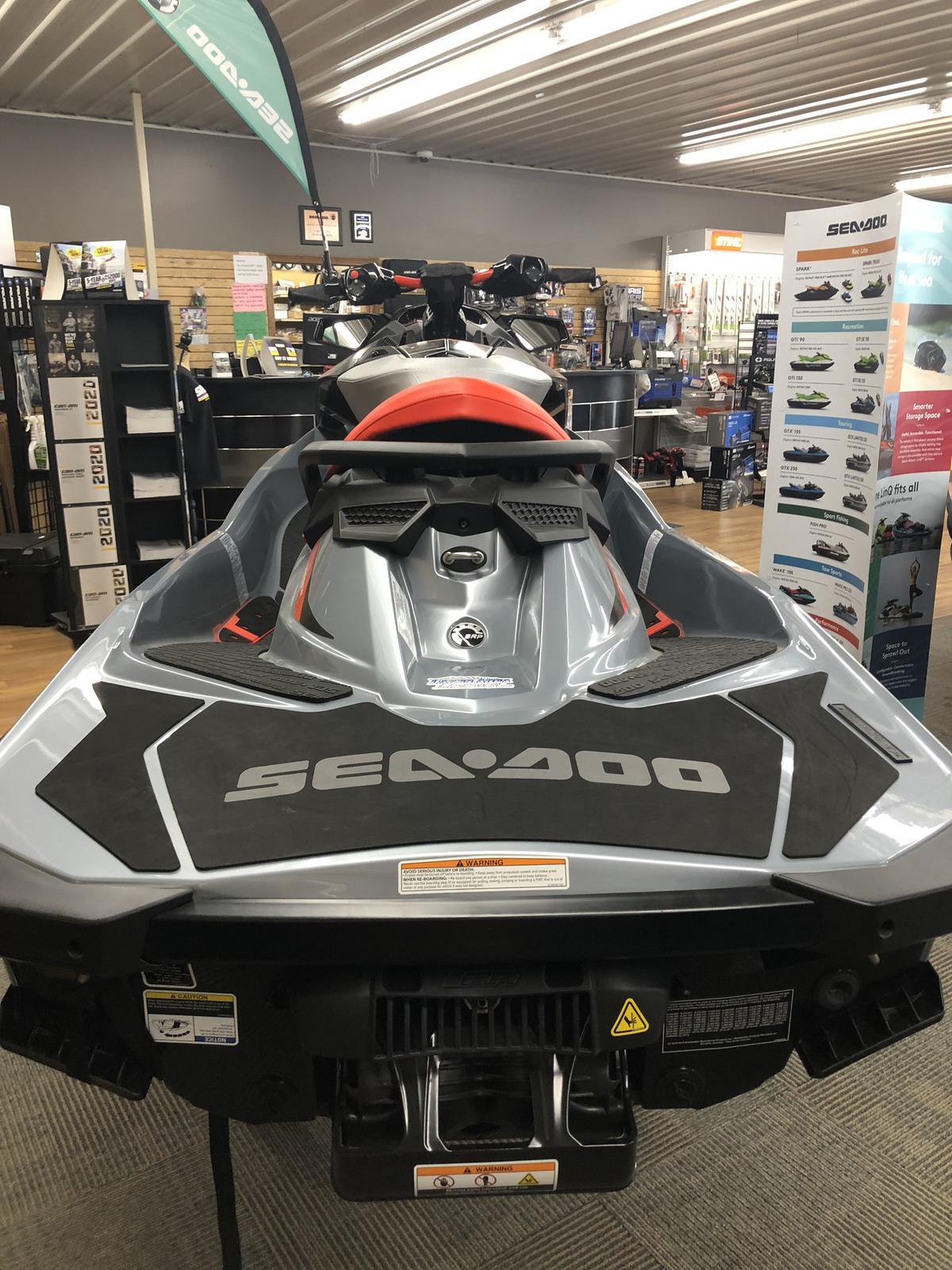 2018 Sea-Doo RXP®-X® 300