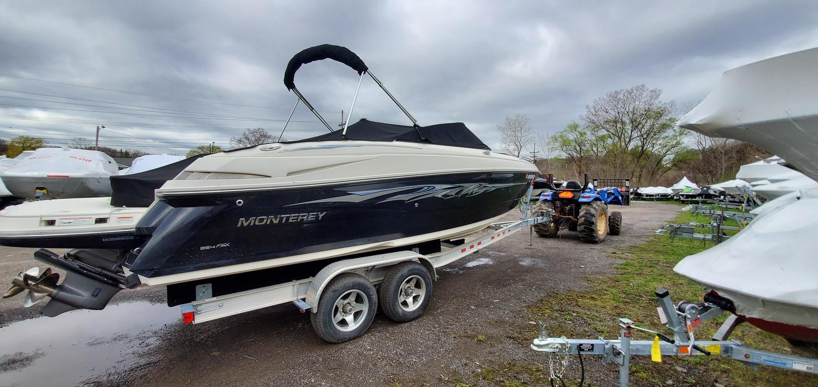2012 Monterey Sport Boat 264FS/FSX for sale in Rochester, NY