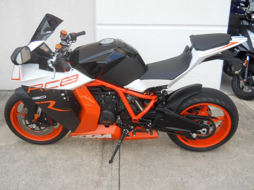 2011 ktm 1190 rc8 r for sale in austin, tx | tj's cycle sales