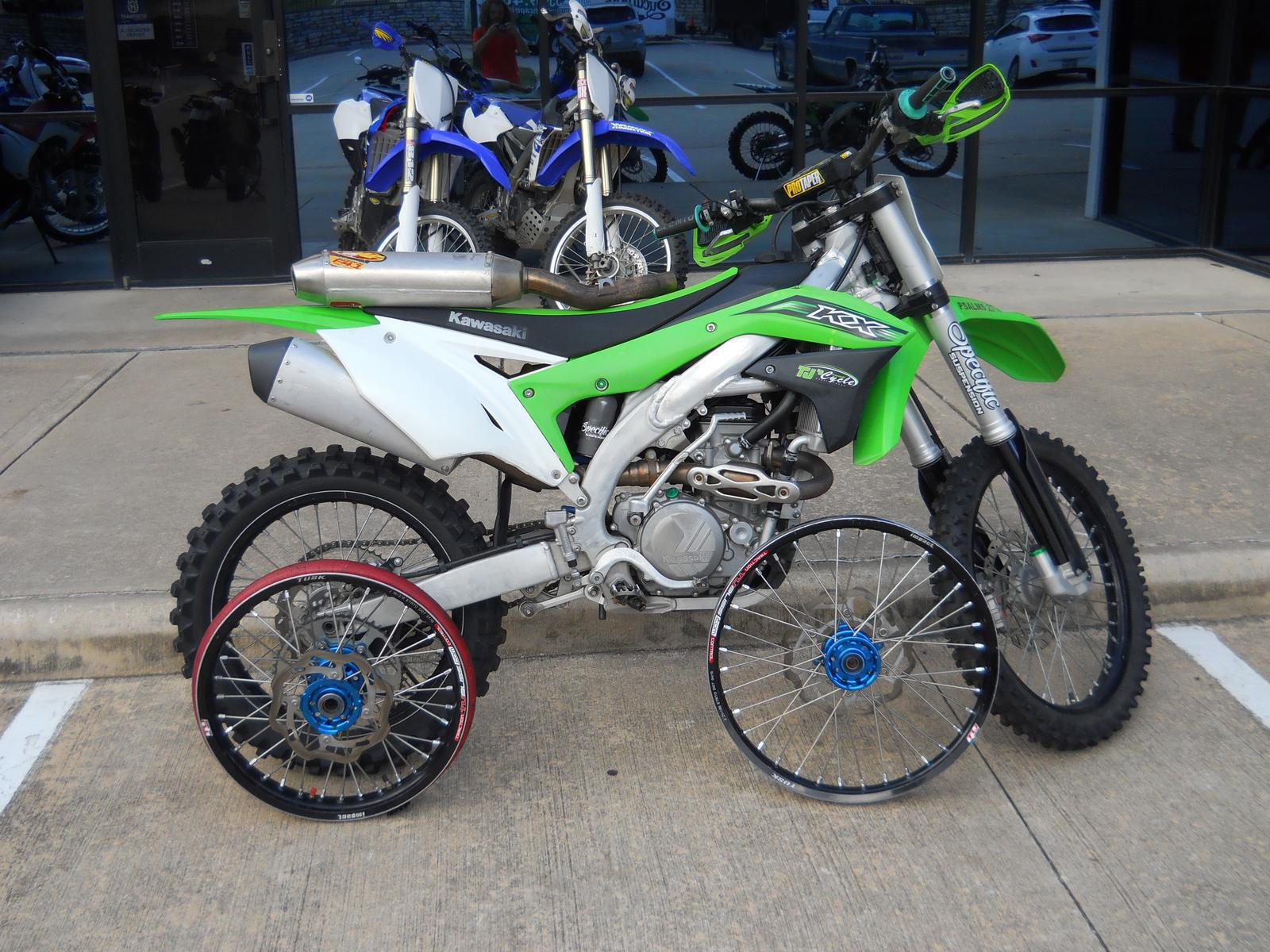 2016 Kawasaki Kx450f For Sale In Austin Tx Tjs Cycle Sales