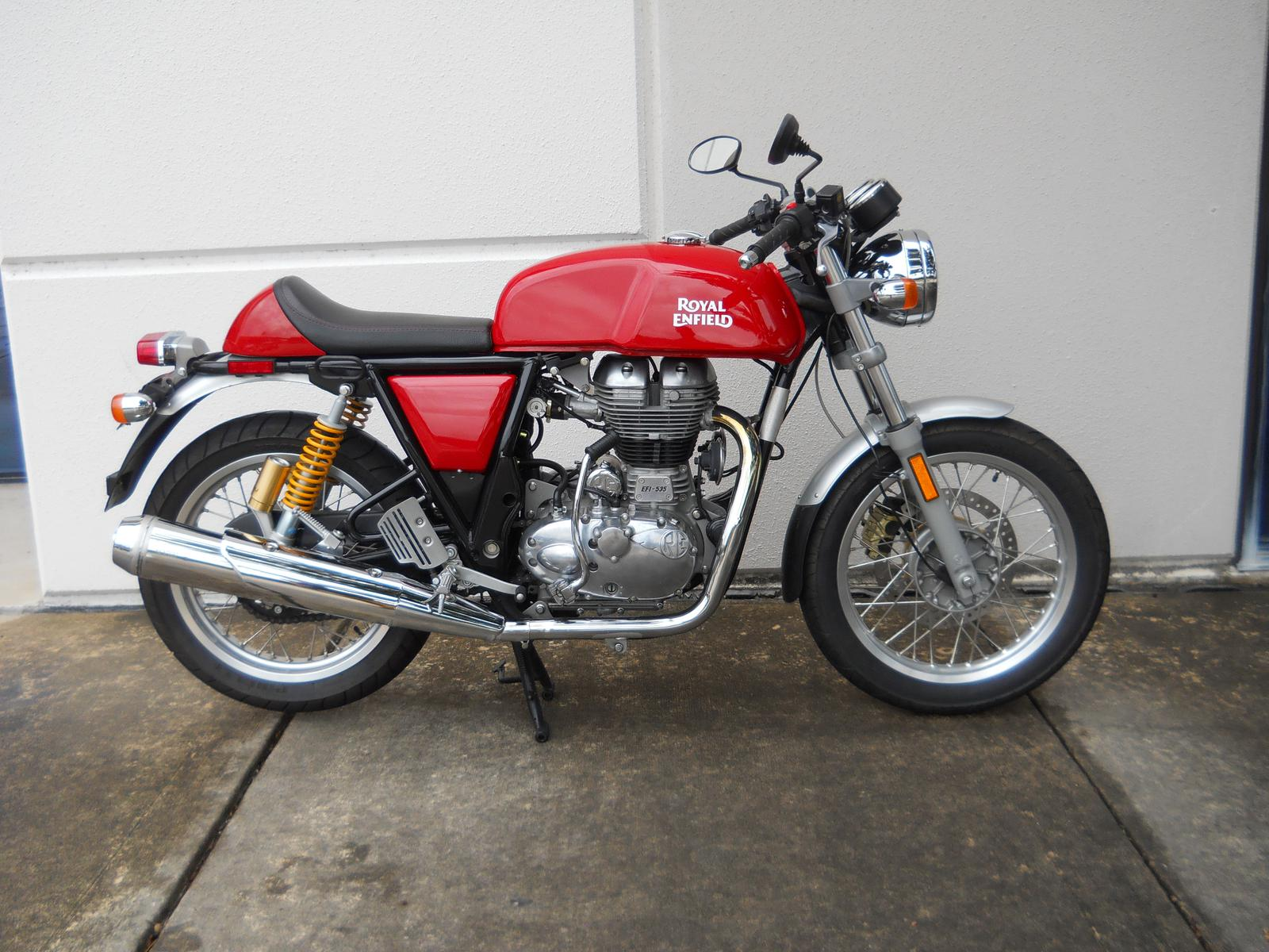 2017 Royal Enfield Continental Gt For Sale In Austin Tx Tj S Cycle