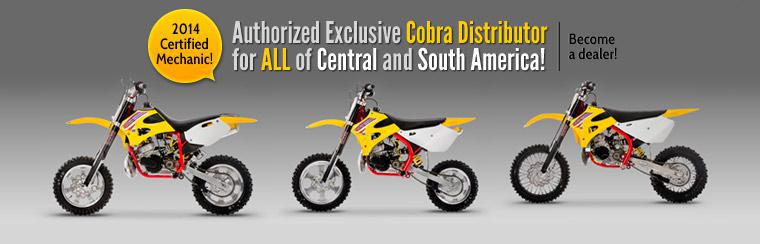Click here to contact us for more information on how to become a Cobra dealer.