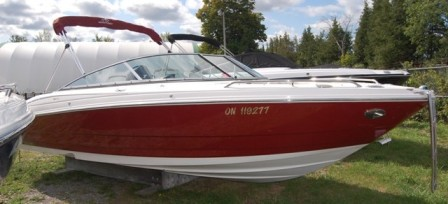 2006 Monterey 194 FS for sale in Peterborough, ON | Paris