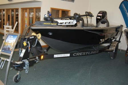 2018 Crestliner 1750 Bass Hawk for sale in Peterborough, ON
