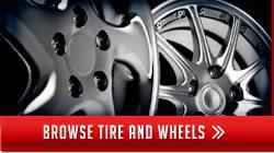Browse Tire and Wheels
