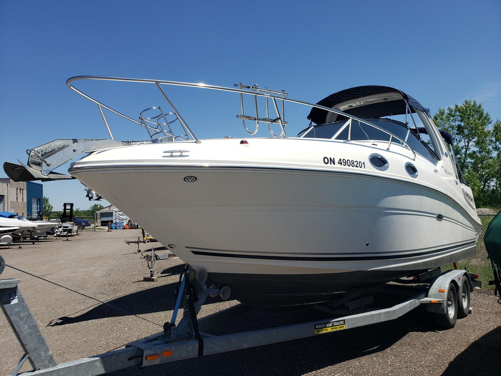 Boats from Sea Ray and Rinker C A S  Power Marine Ltd  Ayr, ON (519