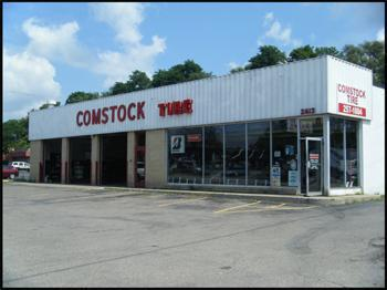 Comstock Tire and Auto