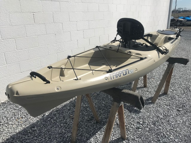 Wilderness Systems Tarpon 120 Fishing Kayak for sale in