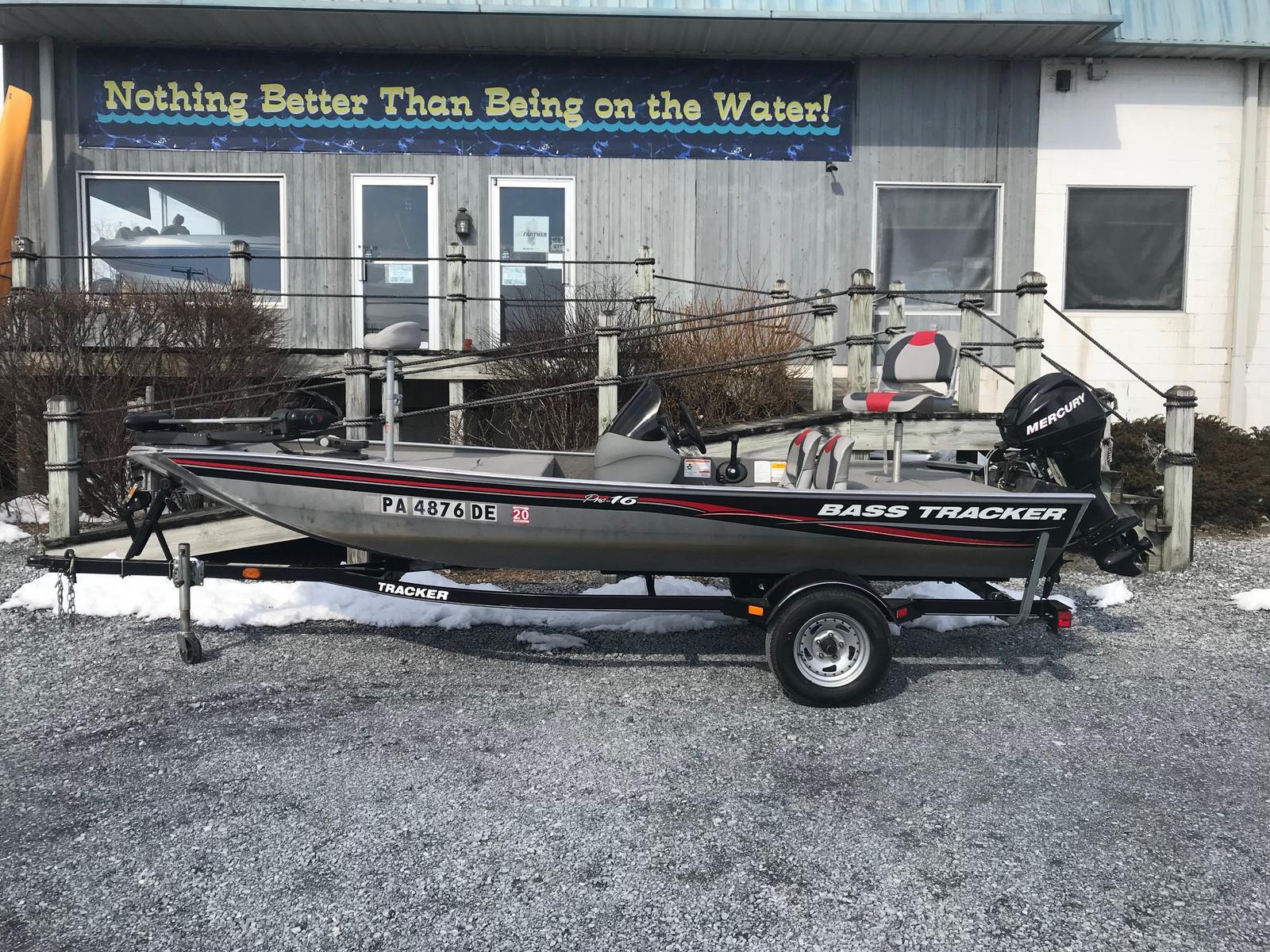 Tracker Basstracker Pro 16 for sale in Ephrata, PA
