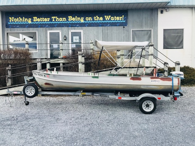 Used Fishing Boats For Sale >> Alumacraft 16 Fishing Boat For Sale In Ephrata Pa Lancaster