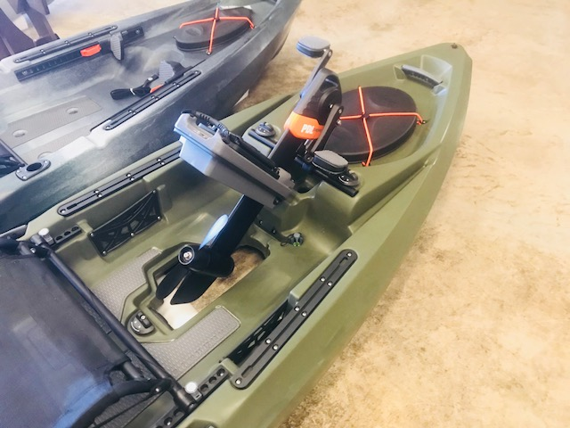Old Town Canoes and Kayaks Topwater 120 PDL