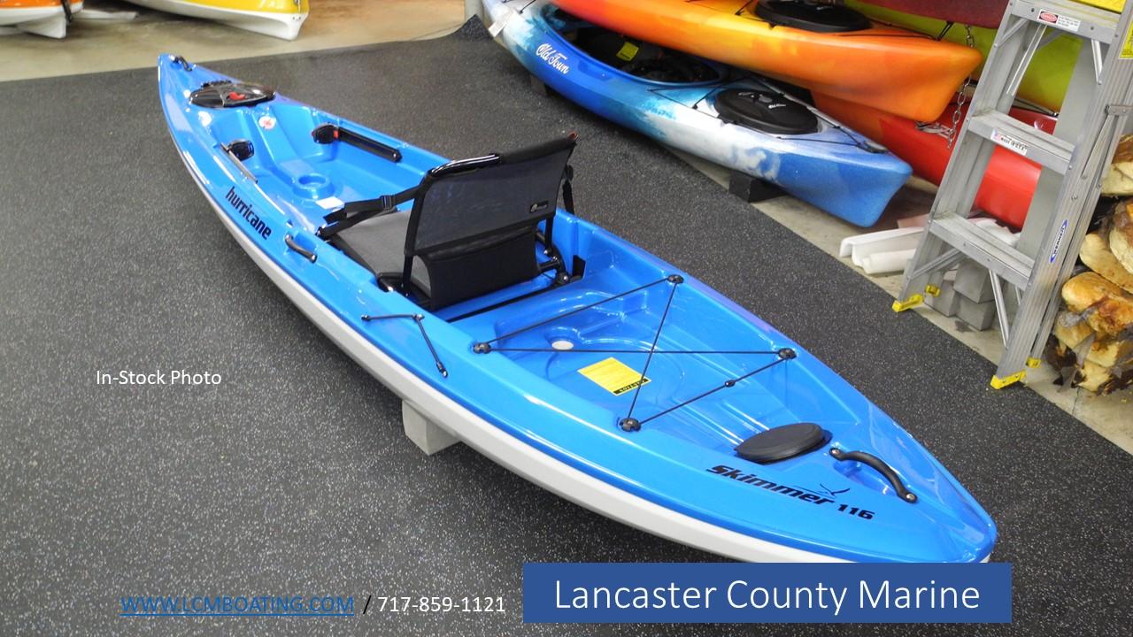 Hurricane Kayaks 11' 6
